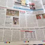 チェンナイ空港閉鎖によりバンガロール~デリー間のエアチケットが高騰。